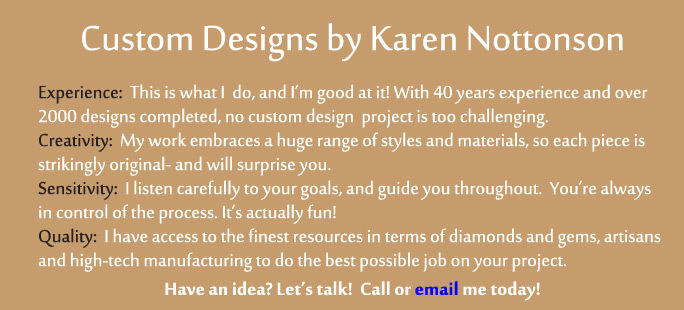 Custom Design by Karen Nottonson